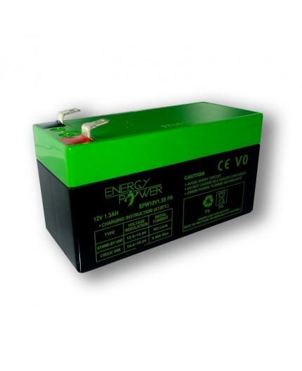 Batterie Étanche au Plomb 12 V / 1,3 Ah