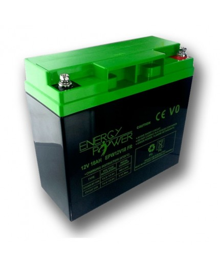 Batterie Étanche au Plomb 12 V / 18 Ah EPW12V18AH