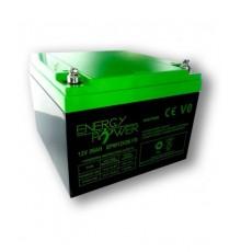 Batterie Étanche au Plomb 12 V / 24 Ah EPW12V26AH