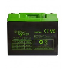 Batterie Étanche au Plomb 12 V / 44 Ah EPW12V44AH