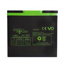 Batterie Étanche au Plomb 12 V / 60 Ah EPW12V60S