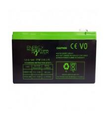 Batterie Étanche au Plomb 12 V / 8,5 Ah EPW12V8,5Ah