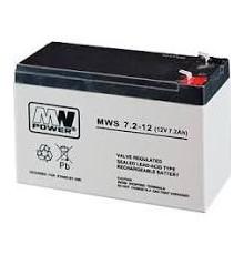 Batterie 12V 7.2 Ah BPS