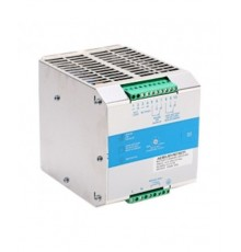 Alimentation Chargeur 5 modules Rail DIN 230V AC / 27,6V DC / 60W 2A - JS6024B